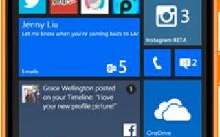 nokia lumia 735 характеристики