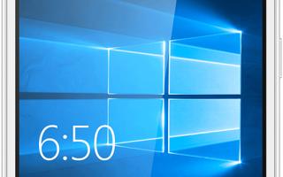 microsoft lumia 650 характеристики