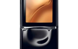 мобильный телефон nokia 8800 sirocco edition характеристики