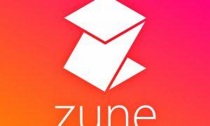 Описание программы Zune