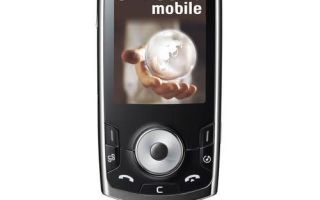 мобильный навигатор samsung sgh-i560 характеристики