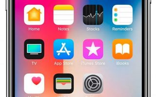 apple iphone x 256gb silver характеристики