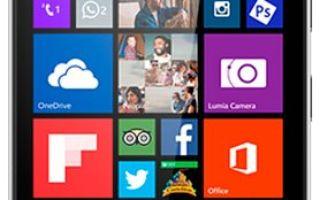 microsoft lumia 640 xl характеристики