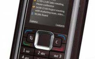 nokia e90 communicator характеристики