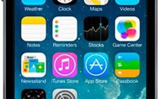 apple iphone 5s 16gb space gray характеристики