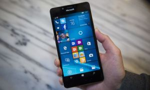 Делам скриншот на телефоне Windows Phone (Люмия)