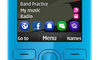 мобильный телефон nokia 206 dual sim характеристики