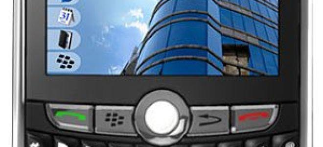 blackberry 8800 характеристики