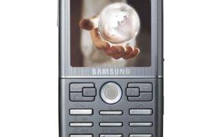 мобильный навигатор samsung sgh-i550 характеристики