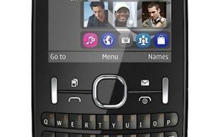 мобильный телефон nokia asha 200 характеристики