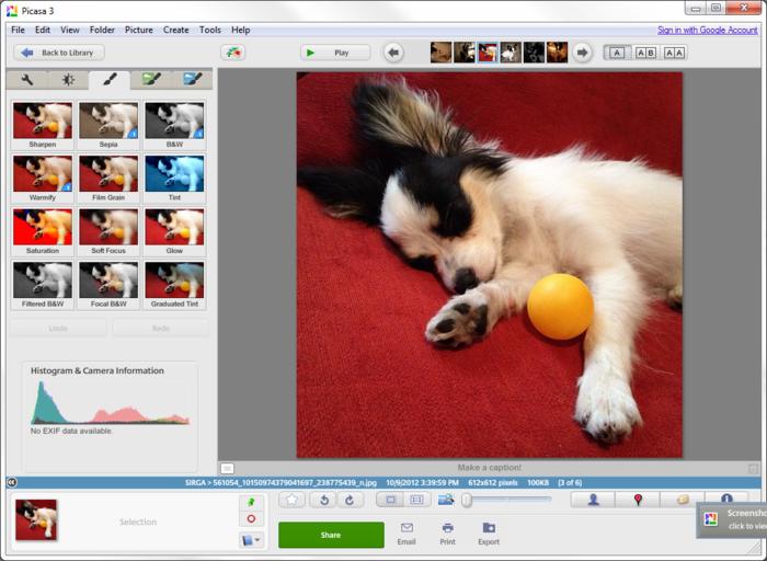 Просмотра фотографий программу для для windows 10